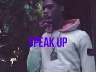 MP3 : Jay Critch - Speak Up