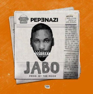 MP3 : Pepenazi - Jabo