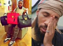 All I Saw Was Old Men Singing Rubbish - Hushpuppi is Back For Phyno, Olamide & Timaya