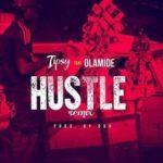 MP3 : Tipsy - Hustle (Remix) Ft Olamide