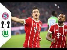 MP3 : Bayern Munich vs Wolfsburg - All Goals & Highlights - 22/09/2017 HD