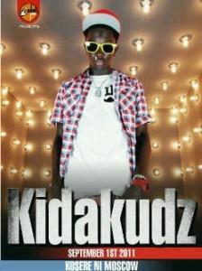 MP3 : KidaKudz - Kosere Ni Moscow ft olamide