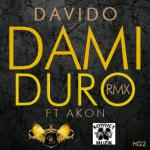 MP3 : Davido Ft. Akon - Dami Duro Remix