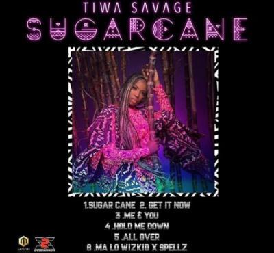 Mp3 Download DOWNLOAD MP3 : Tiwa Savage - Sugarcane