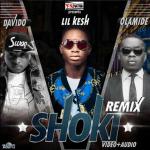 MP3 : Lil Kesh - Shoki (Remix) ft Davido & Olamide