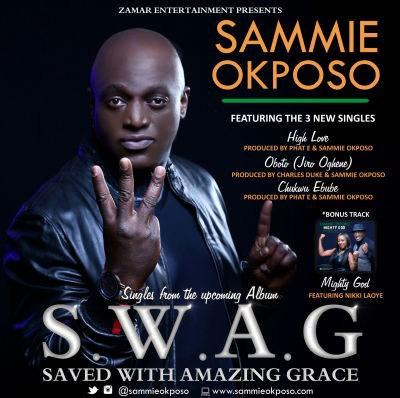 MP3 : Sammie Okposo - Chukwu Ebube