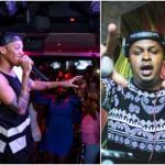 Kenyans slam Tekno after blaming ace DJ for his wack performance