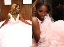 Tiwa Savage looks like a princess in stunning new photos (Photos)