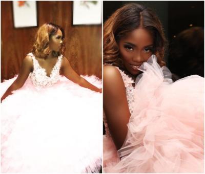 Tiwa Savage looks like a princess in stunning new photos (Photos)