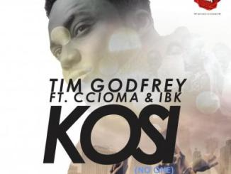MP3 : Tim Godfrey - Kosi (No One) ft. Ccioma & IBK