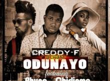 MP3 : Creddy F ft. Chidinma & Phyno - Odunayo