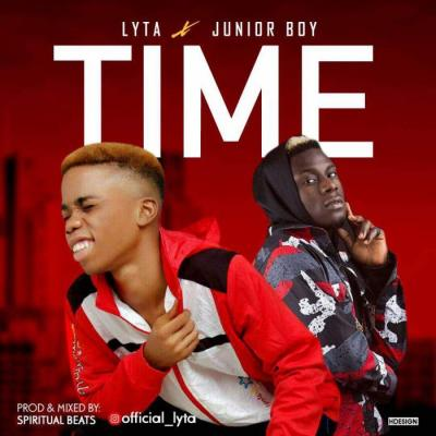 MP3 : Lyta x Junior Boy - Time