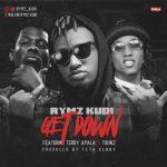 MP3 : Rymz Kudi - All Work And No Play