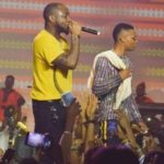 """Nuff Love Forever My Bro"" - Wizkid Hints At Performing At Davido's Forthcoming ""30 Billion Concert"""