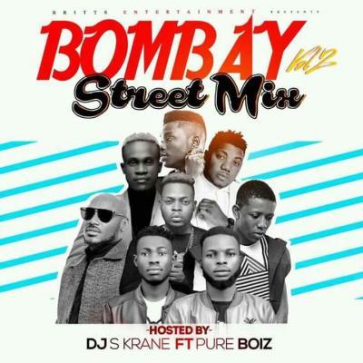 MIXTAPE: DJ S Krane - Bombay Street Mix Vol. 2 ft. Pure Boiz