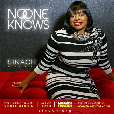 MP3 : Sinach - Because You Live