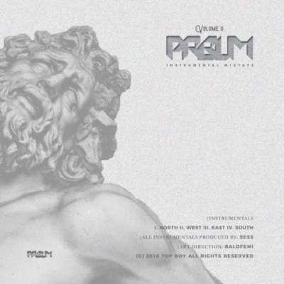 Sess The Prblm Kid - The Prblm Free Instrumental Mixtape (Volume 2)