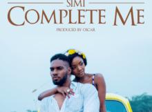 VIDEO: Simi - Complete Me