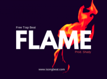 Free Trap Beat: Flame (Prod. Shady)