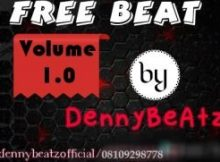 Freebeat: Afro Lover (Prod By Dennybeatz)