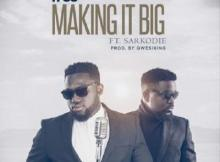 MP3: MOG - Making It Big Ft. Sarkodie