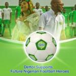 2Baba ft. Waje - Dettol Future Football Heroes