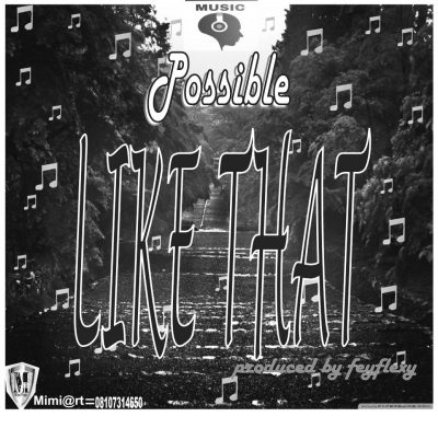 Music: Possible - Like That (Prod. By Fey Flexy)
