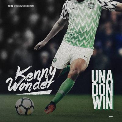 Music: Kenny Wonder - Una Don Win