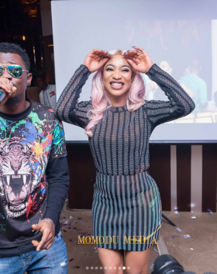 Checkout the photos from Tonto Dikeh's 33rd birthday bash