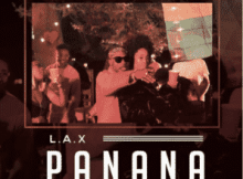 (Lyrics) L.A.X - PANANA