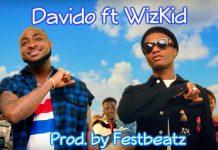 Freebeat: FestBeatz - Davido & Wizkid Type Beat 2018
