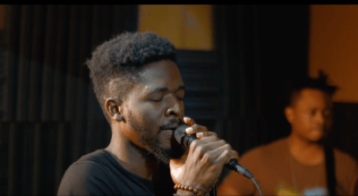 MP3 + VIDEO: Johnny Drille - Wait For Me (Johnny's Room Live)