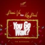 Lyrics: Demmie Vee ft. Kizz Daniel - You Go Wait
