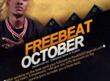 Freebeat: Vibesmachine - October Beat (Pfleks)