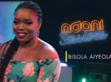VIDEO: Bisola Performs 'Heartbroken' Live on Ndani Sessions