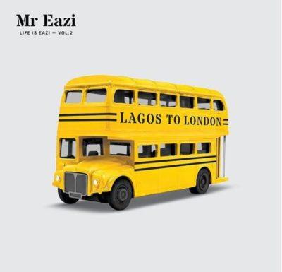 MP3 : Mr Eazi Ft Simi - Surrender