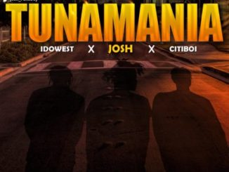 MP3 : Josh Ft. Idowest x Citiboi - Tunamania