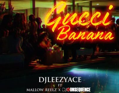 MP3 : DJ LeezyAce - Gucci Banana ft. Mallow Reelz & DJ Consequence