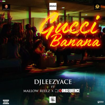 MP3 : DJ LeezyAce - Gucci Banana ft. Mallow Reelz & DJ Consequence
