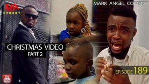 VIDEO: Mark Angel Comedy - CHRISTMAS VIDEO Part Two