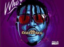 MP3 : Idowest - Who (Prod. Dicey)