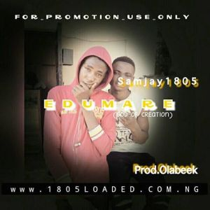 MP3 + LYRICS : SAMJAY1805 - EDUMARE