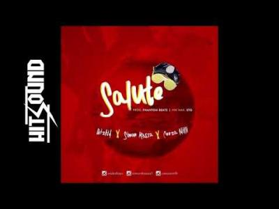 INSTRUMENTAL: Wizkid - Salute ft. Ceeza Milli & Simon Kassa (Prod. By Hitsound)
