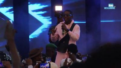 Small Doctor Sells Out 20K Capacity Stadium For - Omo Better Concert [Watch Electrifying Performances]