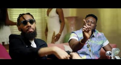 VIDEO: Slim Brown - Itetago feat. Phyno