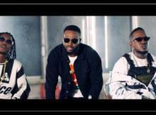 MP4 VIDEO: DJ Neptune - Blood & Fire Ft. M.I Abaga & Jesse Jagz