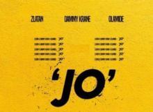 MP3 : Dammy Krane ft. Olamide x Zlatan - Jo