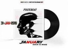 FreeBeat: DJ Wannie - January (Hip Hop Cypher Type Rap Beat)