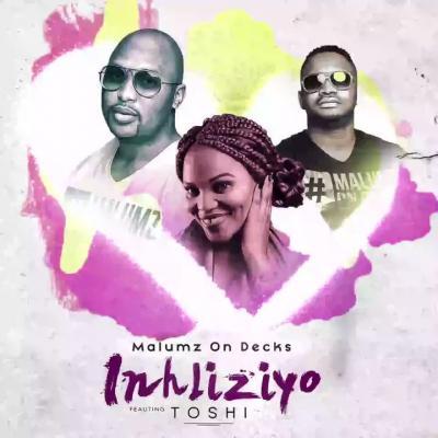 MP3 : Malumz on Decks - Inhliziyo ft. Toshi