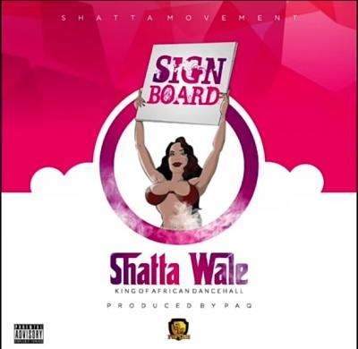 MP3 : Shatta Wale - Signboard